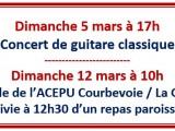 AG et Concert